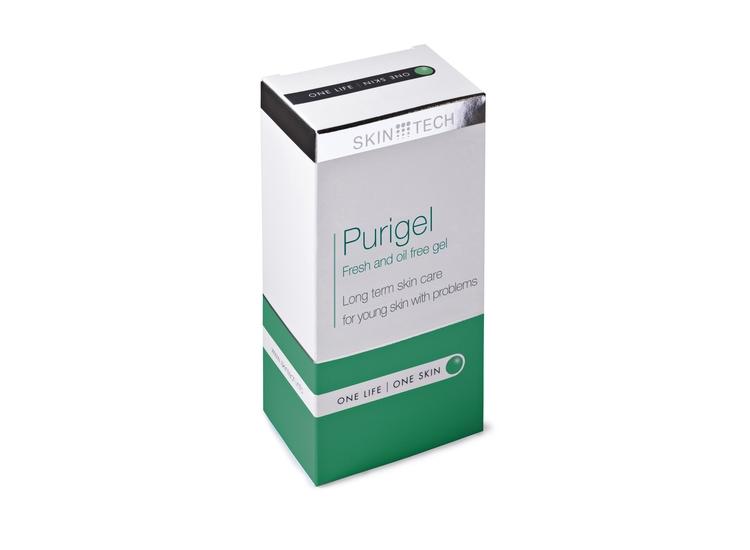 Purigel - nietłusty żel do stosowania w leczeniu trądziku