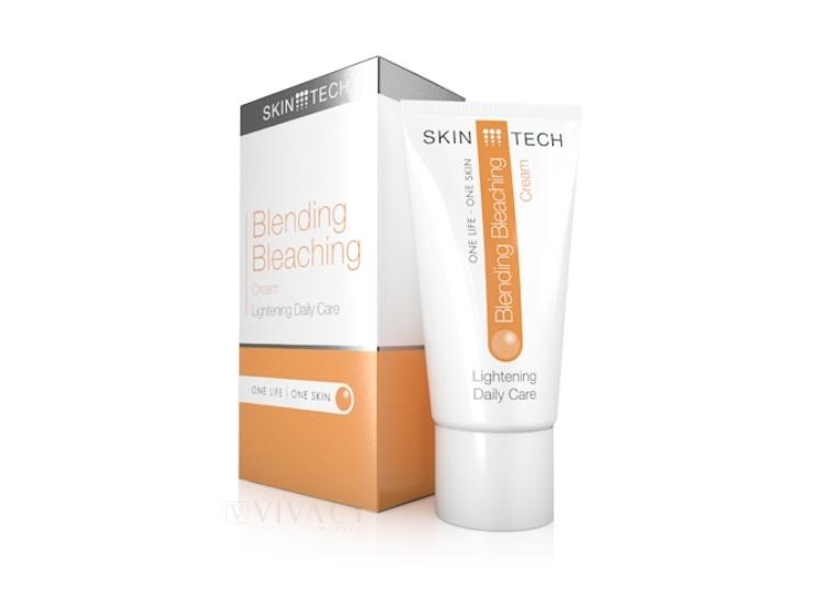 Blending Bleaching Cream - działanie rozjaśniające