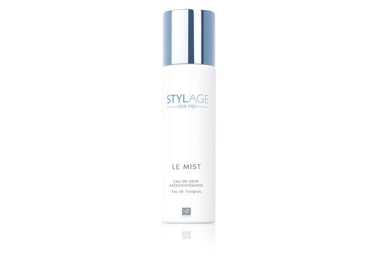STYLAGE Skin Pro Le Mist - 300 ml - MGIEŁKA CHŁODZĄCA (naturalna woda mineralna ze źródła Treignac)
