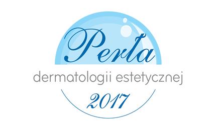 Perła Dermatologii Estetycznej 2017