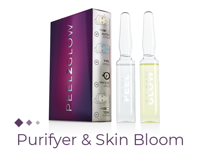 Peel2Glow - Purifyer & Skin Bloom