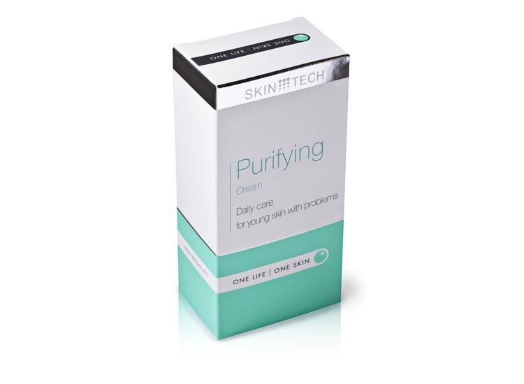 Purifying Cream - do skóry z tendencją do zmian trądzikowych