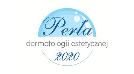 Perła Dermatologii Estetycznej 2020