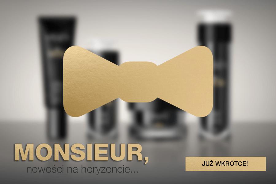 Monsieur: coming soon